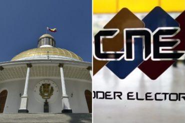 ¡SEPA! AN desconocerá cualquier proceso electoral convocado por el CNE ilegítimo
