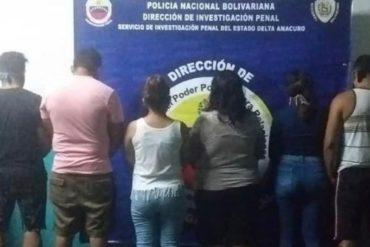 ¡TERRIBLE! Detuvieron a banda de Tucupita que pretendía traficar a 97 venezolanos a Trinidad y Tobago para venderlos