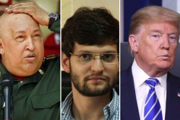 """¡AY, CHAMO! La polémica declaración de Diego Scharifker: """"Trump dice cosas no muy distintas a las que decía Chávez"""""""