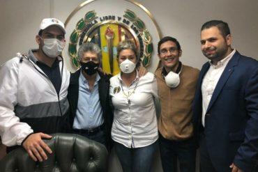 ¡ENTÉRESE! Ramos Allup estaría en la sede de AD con dirigentes del partido tras polémica decisión del TSJ ilegítimo