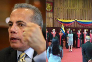 """¡LE CONTAMOS! """"Es un duro golpe a la Constitución"""", así reaccionó Manuel Rosales tras la abrupta designación del nuevo CNE"""