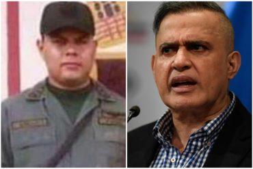 ¡LO ÚLTIMO! 4 militares y 2 civiles detenidos por el asesinato de un hombre en Anzoátegui (Saab señaló al capitán Carlos Borregales)
