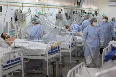 ¡NO DEJA DE CRECER! Anuncian 3 nuevos muertos con coronavirus en el país: Cifra de fallecidos asciende a 62 (+Videos)