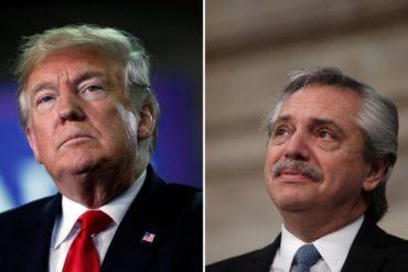 ¡OJO CON ESTO! EEUU destacó con cauteloso entusiasmo el cambio de postura de Argentina sobre Venezuela tras exigir elecciones libres y respeto a los DDHH