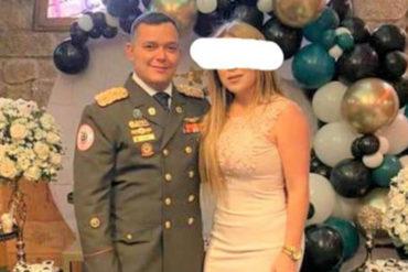 ¡LE CONTAMOS! Sebastiana Barráez denuncia que Maduro ascendió a militar que tiene abierto proceso como autor intelectual de la muerte de su expareja