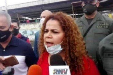"""¡SE PASÓ! En el país de las maravillas: Iris Varela aseguró que «en ningún centro penitenciario"""" del país hay casos positivos de covid-19 (+Videos)"""