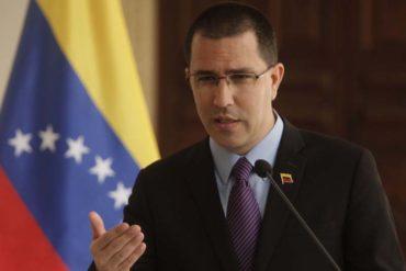 """¡ENTÉRESE! Arreaza reiteró que Saab es un """"enviado especial"""" del régimen y pidió """"justicia y humanidad"""" en carta enviada a autoridades de Cabo Verde"""
