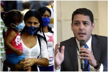 """¡ATENCIÓN! José Manuel Olivares advierte: """"Va a haber en dos o tres semanas un aumento de los casos. Será un escenario mucho peor"""""""