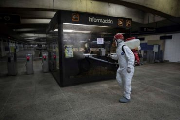 ¡IMPORTANTE! Venezuela registró en el último día 302 casos de coronavirus y la muerte de 5 pacientes (+Gráficos)