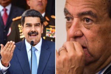 ¡SIN COMENTARIOS! Bill Richardson reconoce que no tuvo éxito en la liberación de estadounidenses presos en Venezuela (no llegó a un acuerdo con Maduro)