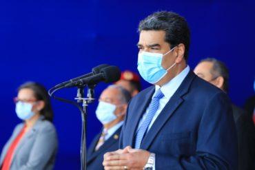 """¡SE MOLESTÓ! Maduro calificó de """"sucias, inmundas y falsas"""" las denuncias del asesor de Seguridad de Trump contra el régimen"""