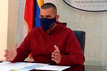 """¡ALARMA! Periodista afirma que Omar Prieto habría dado positivo por covid-19: """"La política es salir a desmentirlo, pero está confirmado"""" (+Video)"""