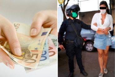 ¡CAUSÓ FUROR! En redes se pelean por pagar la fianza de una bella mujer venezolana detenida en México: «Mañana todos al banco»