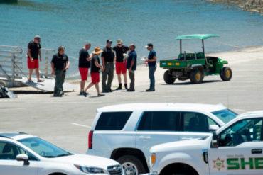 ¡ÚLTIMA HORA! Hallan un cuerpo en el lago en el que desapareció la actriz Naya Rivera