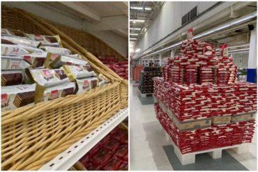 ¡VÉALO! Desde miel hasta cordero enlatado para la comunidad musulmana: Lo que tiene el supermercado iraní inaugurado en Terrazas del Ávila (+Videos)