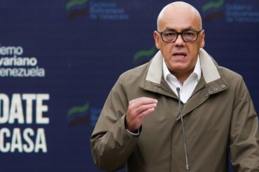 ¡ÚLTIMA HORA! Jorge Rodríguez anuncia «indultos» a diputados de la AN y políticos opositores a través de un decreto firmado por Maduro (+Los beneficiados)