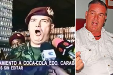 """¡RECORDAR ES VIVIR! """"El general del eructo"""": La penosa actuación de Luis Acosta Carlez en 2003 por la que es recordado en redes (+Video)"""