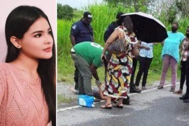 ¡MÁS DETALLES! Un expolicía de Trinidad y Tobago estaría implicado en la bestial agresión que sufrió la venezolana Stefany Flores