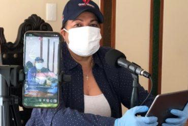 ¡GRAVE! Yelitze Santaella revela que todas las camas de terapia intensiva de clínicas de Maturín están ocupadas