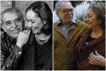 ¡LAMENTABLE! Falleció Mercedes Barcha, el gran amor y «cómplice indiscutible» del premio nobel Gabriel García Márquez