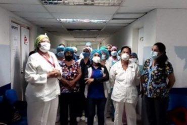 ¡GRAVE! Personal del hospital Dr. Luis Ortega de Porlamar denuncian riesgo de contagio por covid-19