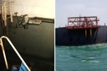 """¡ATENCIÓN! Reportan hundimiento del tanquero petrolero """"Nabarima"""" en el golfo de Paria: Alertan """"catástrofe ecológica"""" (+Fotos +Video)"""