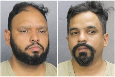 ¡SEPA! Estos son los dos venezolanos detenidos en EEUU por pilotar aeronave con armas y dólares en efectivo (estarían vinculados a socio de Alex Saab)