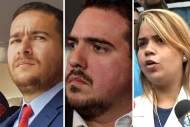 "¿MÁS O MENOS? Ricardo Sánchez asegura que Stalin González e Hilda Rubí participarán en parlamentarias pero ellos lo desmienten: ""Muchacho gafo"""