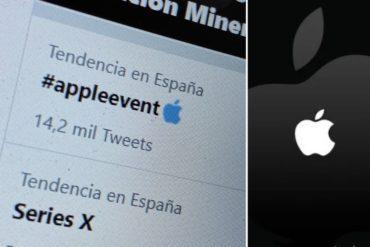¡DEBES SABERLO! Cómo y dónde sintonizar el #AppleEvent en vivo en el que se presentará el nuevo iPhone 12 (+Transmisión en vivo)