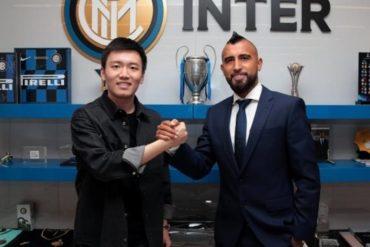 ¡LO ÚLTIMO! Arturo Vidal ya es el nuevo jugador del Inter de Milán: «Hoy empiezo con mucha ilusión una nueva etapa en mi carrera» (+Video)