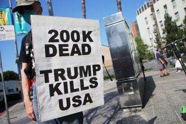 """¡ENTÉRESE! Biden utilizó en #Debates2020 el impacto del covid-19 en EEUU para desplazar a Trump: """"Él sabía que era mortífero y entró en pánico"""" (+Videos)"""