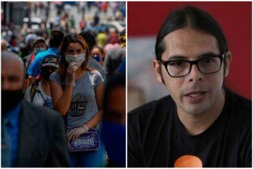 ¡ENTÉRESE! Venezuela registró 391 nuevos casos de covid-19 y 6 fallecidos: supuesta cifra de recuperados se mantiene en 93% (+Gráficos)