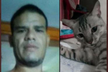 ¡ATROZ! Detenido hombre en Margarita por matar, despellejar y comerse a Paquito, el gato de su vecino