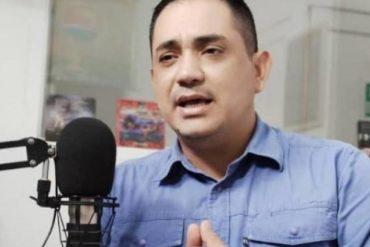 """¡SE PASÓ! Revelan audio en el que alcalde chavista de Yaritagua ordena """"entrompar"""" sin miedo a manifestantes (amenaza con sacar a colectivos)"""