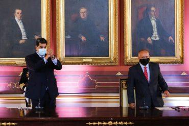 """¡NO PIERDEN TIEMPO! No se detiene el show: ilegítima Constituyente se declaró en """"urgencia reglamentaria"""" para probar la «ley antibloqueo» (+Video)"""