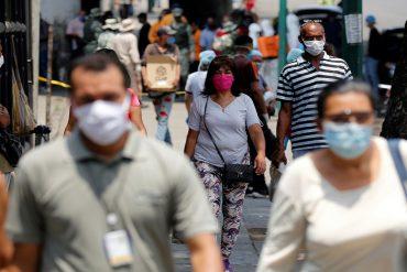 ¡DEBE SABER! Venezuela registró 404 contagios de coronavirus y 5 fallecidos (solo hay 4.594 casos activos, según el régimen) (+Gráficos)