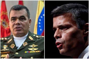 ¡AQUÍ LAS TIENE! Las explosivas preguntas de Leopoldo López al Alto Mando Militar de Nicolás Maduro
