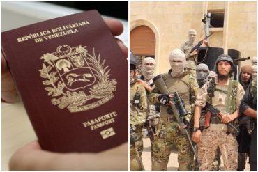 ¡VAYA, VAYA! Australiano con pasaporte venezolano fue sancionado por EEUU por su conexión con la organización terrorista Al Qaeda
