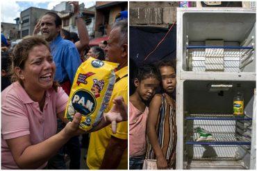 """¡LAMENTABLE! Encuesta reveló que más de 70% de habitantes de Caracas come menos que a finales del 2019: """"¿Qué queda para el resto del país?"""""""