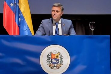 ¡SE LO MOSTRAMOS! Elecciones libres, castigo a violadores de DDHH y ayuda humanitaria: Leopoldo López revela los tres puntos de su agenda de trabajo en el exilio