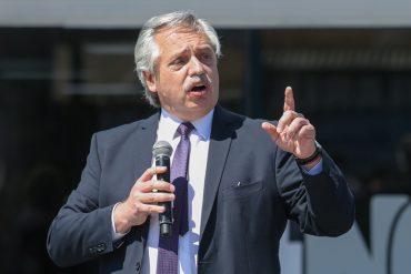 """¡NO AGUANTÓ Y LO SOLTÓ! Alberto Fernández dice que """"no hay delito"""" en las vacunaciones VIP: """"Terminemos con la payasada"""" (+comentarios controversiales)"""