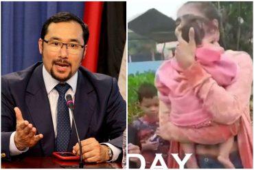 """¡ASÍ COMO LO LEE! Ministro de Trinidad y Tobago puso en duda que 16 niños venezolanos deportados sean menores de edad: """"Muestren certificados de nacimiento"""""""