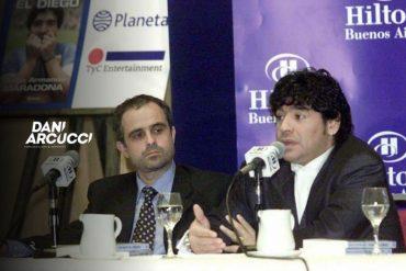 """¡REVELADOR! """"El dolor más grande que empezó a sufrir Diego era que ya no se sentía Maradona"""": lo que dijo un amigo del ídolo del fútbol"""