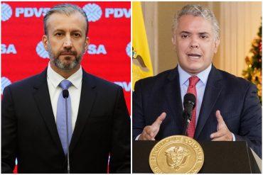 """¡DELIRANTES! Régimen de Maduro acusó a Iván Duque de """"financiar y apoyar"""" un supuesto """"plan terrorista"""" para explotar la refinería El Palito"""