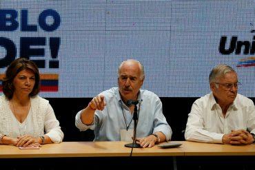 ¡BIEN CLAROS! Expresidentes piden a la comunidad internacional mantener el reconocimiento a la AN elegida en 2015: rechazaron proceso del #6Dic
