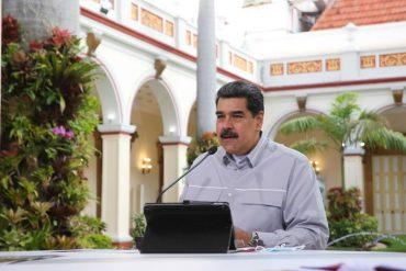 ¡ASÍ LO DIJO! Maduro se burla de la crisis política que atraviesa EEUU: «Están tomando un poco de su propia medicina» (+Lo que dijo sobre el rol de Twitter)