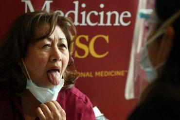 ¡ATENCIÓN! Lesiones en la lengua, ardor y manchas en pies y manos: los nuevos síntomas del covid-19 que podrían pasar desapercibidos