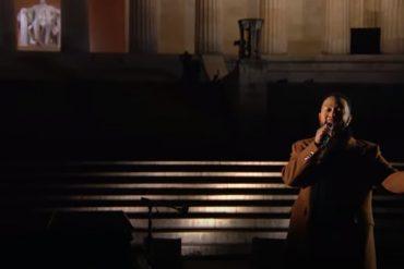¡IMPERDIBLE! La espectacular presentación de John Legend durante el evento de inauguración del presidente Biden (+Video)