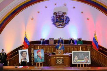 """¡ASÍ LO DIJO! Maduro denunció que EEUU, Canadá y Reino Unido """"confabularon"""" para apoyar a Guyana en disputa por el Esequibo (+le lanzó a Guaidó)"""