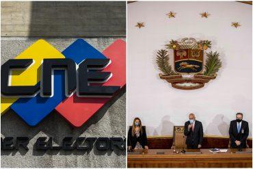 ¡DESESPERADOS! Parlamento chavista convocó a la sociedad civil para conformar el Comité de Postulaciones Electorales (y también publicó los requisitos)